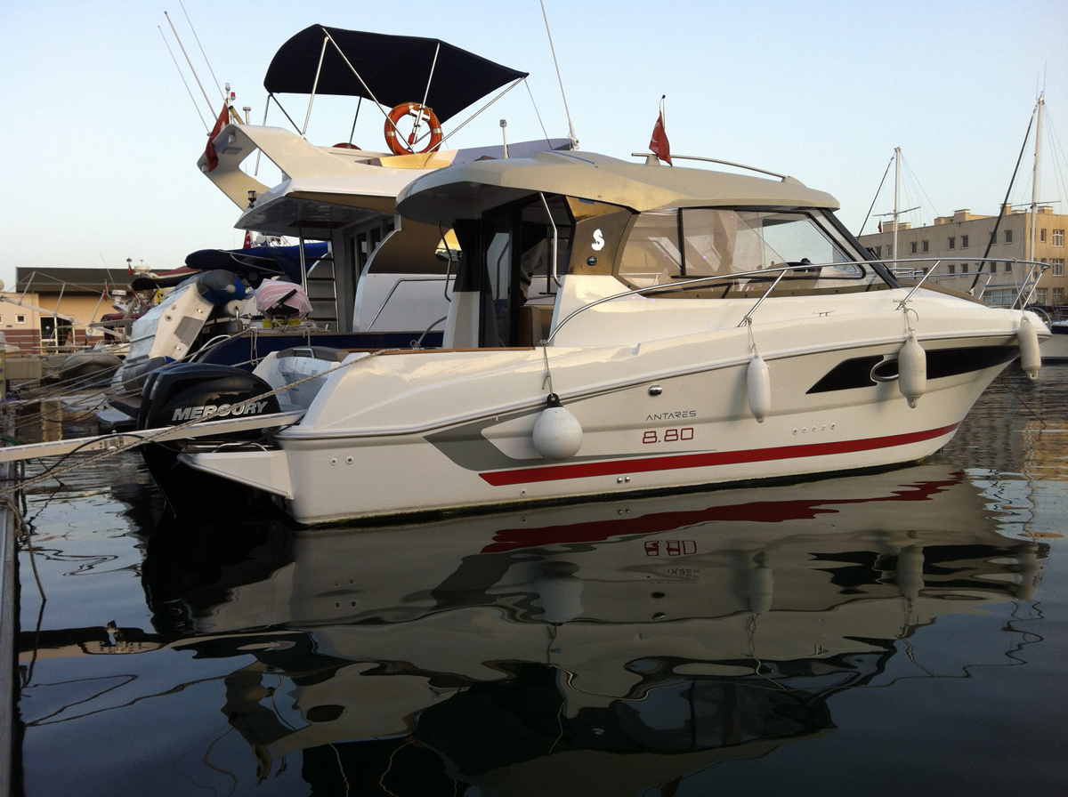 Beneteau Antares 8 80 [Archive] - Yachting and Boating World Forums