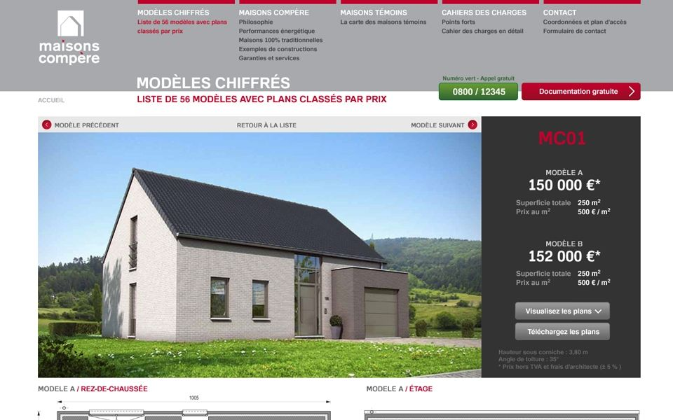 Novabis for Avis maison compere